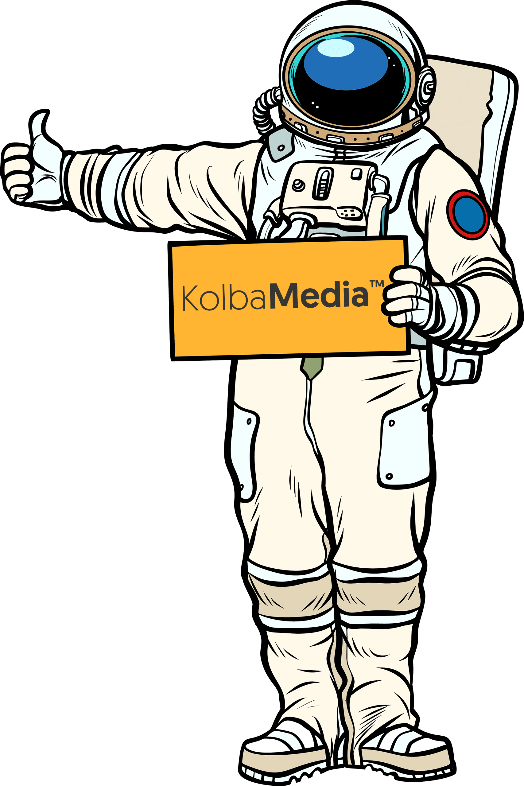 astronaut kolbamedia